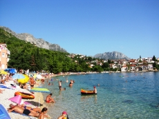 Podaca beach